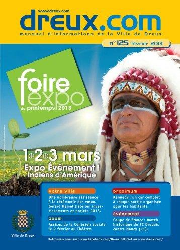 février 2013 - Dreux.com
