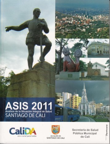 Análisis de Situación de Salud (ASIS) - CaliSaludable.gov.co