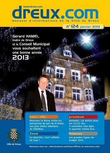Janvier 2013 - Dreux.com