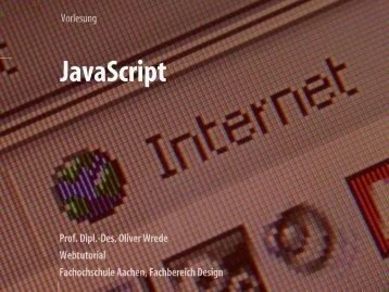 JavaScript - campusphere