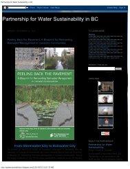 2011Dec12-WaterSustB.. - The Environmental Law Centre ...