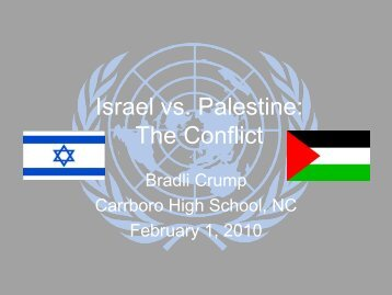 Crump_-_Israel_vs_Pa.. - United Nations Association - West ...