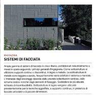 Sistemi di facciata e Coperture Rheinzink