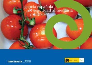 Pdf, 4.3 Mb - Agencia Española de Seguridad Alimentaria y Nutrición
