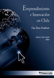 Emprendimiento e Innovación en Chile, Una Tarea Pendiente