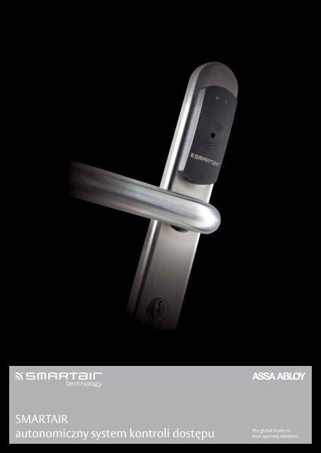 broszura SmartAir - LIETO SECURITY Sp. z o.o.