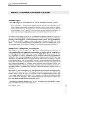 Méthodes et pratiques d'enseignement de la lecture Roland ...