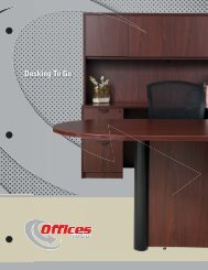 Desking To Go sking To Go - Stor Office Furniture