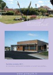 Pineuilh Infos 17 - Accueil du site
