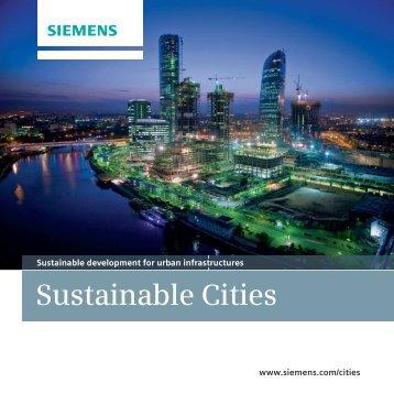 Sustainable Cities - Siemens