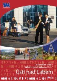 Co je dobré znát o Ústí nad Labem - aktualizované vydání 2009