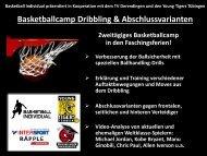 Infos - TV Derendingen Basketball