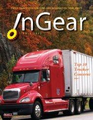 Top 10 Trucker Concerns - Acuity