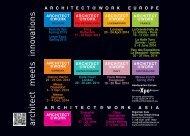 Data ARCHITECT@WORK EUROPE