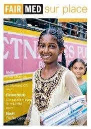 Magazine Nr. 200 Décembre 2012 - Fairmed
