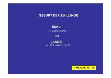 jakob - Bibelgemeinde-Bremen