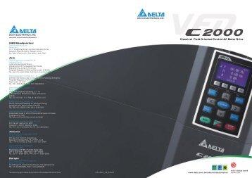 VFD-C200 Brochure