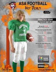 practice gear package sale! - ASA Football