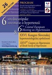 a synergie - Česká kardiologická společnost