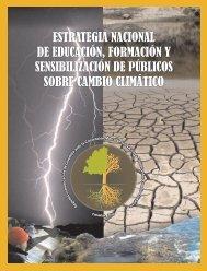Estrategia Nacional de Educación, Formación y Sensibilización de ...