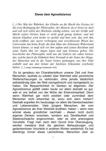 Hegel. Heidelberger Antrittsrede 1816 - Geisteskind