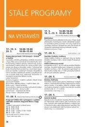 Stálé programy (84 kb, soubor *pdf) - Svět knihy 2012
