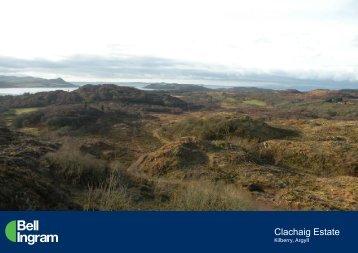 Clachaig Estate - Scottish Woodlands