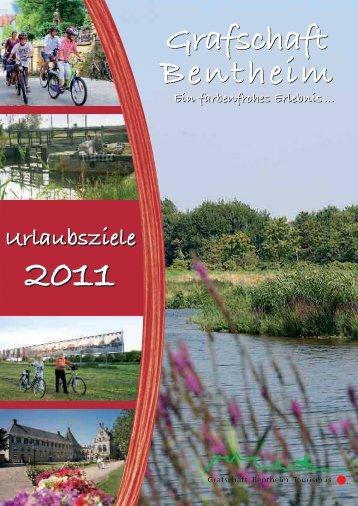 Grafschaft Bentheim Tourismus - Geheim over de grens