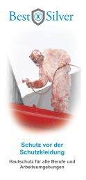 Schutz vor der Schutzkleidung - Silberwäsche Shop