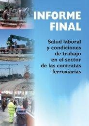Guía Salud laboral y condiciones de trabajo en el sector ... - TCM-UGT