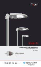 Stratos N LED Street Light Info - Globelink