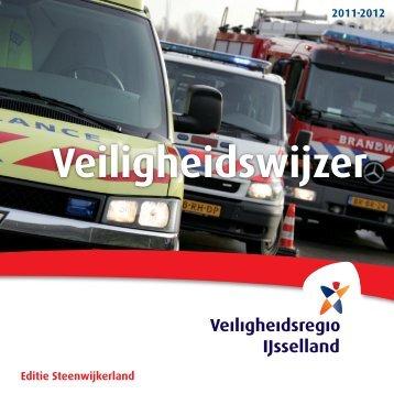 Veiligheidswijzer - Gemeente Steenwijkerland