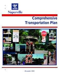 P:\DATA\Transts\Comprehensive Transportation ... - City of Naperville