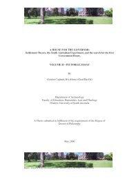 thesis allowance flinders