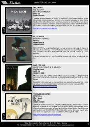 CD CD CD CD - Tuba Records