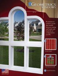 Geometrics Windows Catalog