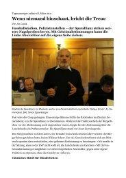 Artikel Tagesanzeiger online vom 18. März 2011 (PDF)