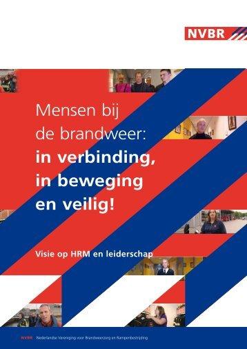 Visie op HRM en leiderschap - NIFV