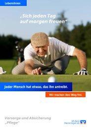 Pflege - VR-Bank Memmingen eG