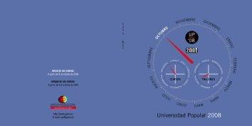 Universidad Popular 2008 - El comercio digital