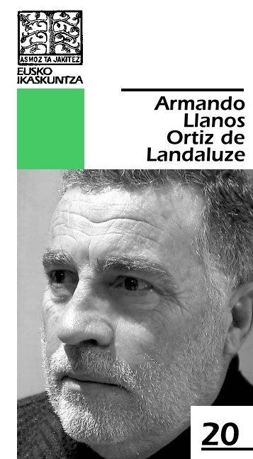 Armando Llanos Ortiz de Landaluze