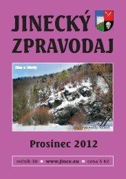 JZ prosinec 2012 - Jince