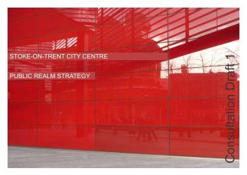Consultation Draft 1 - Stoke-on-Trent City Council