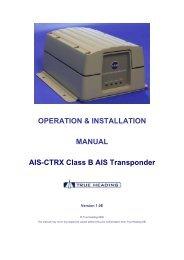 NEW AIS500 Class B AIS Transceiver AIS250 AIS     - Zanshin
