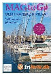 Den franske riviera - Dansk Fri Ferie