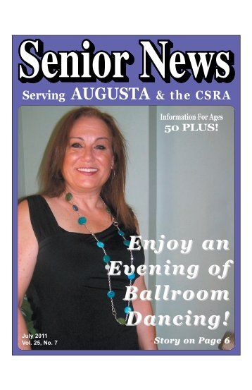 July - Senior News Georgia