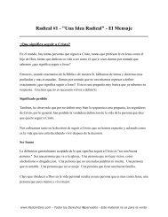 Radical - el libro - 1 - PazConDios