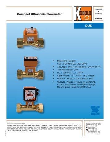 krohne mass flow meter manual