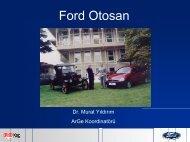 Ford Otosan - REF