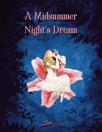 A Midsummer Night's Dream - State Theatre